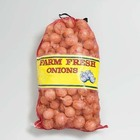 Logo Customization Bag Onions Mesh 23 Kg Leno Mesh Bag Packing for Farm Fresh Onions with UV Treated and Color File