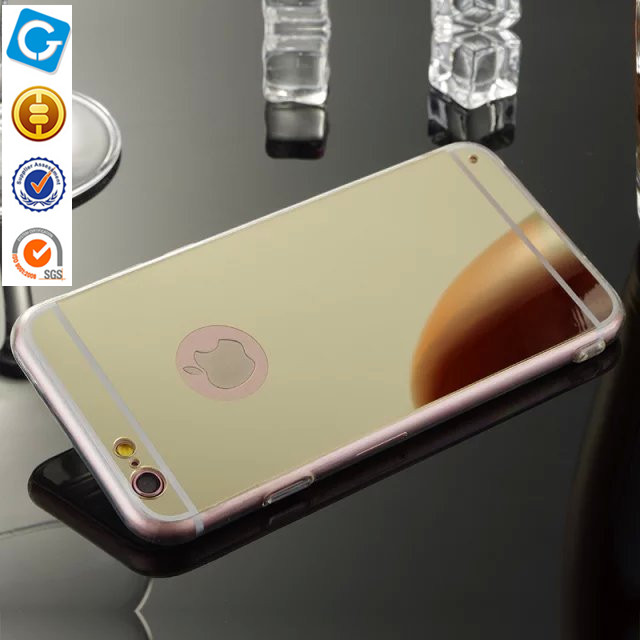 mobile phone shell,cover case for Samsung ,phone mirror case for iphone