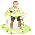 New Arrives Children Walker Multifunctional Easy Installation Folding Side Portable Baby Walker