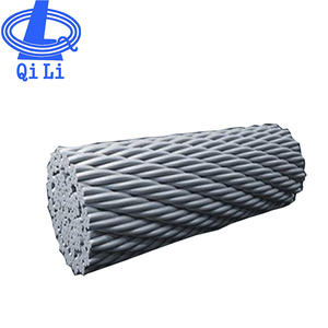 Bridge wire rope 10mm steel cable galvanized steel cable