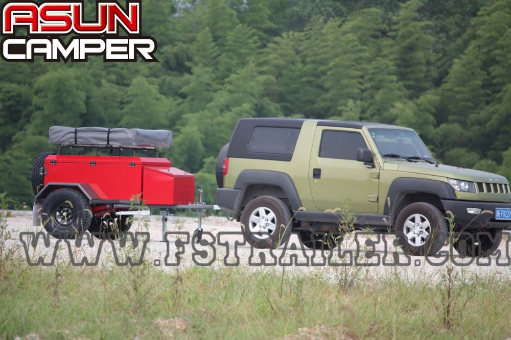 Kit Reise Camper Anhänger zum verkauf (FS-OF1X)-Reisetrailer-Produkt ...