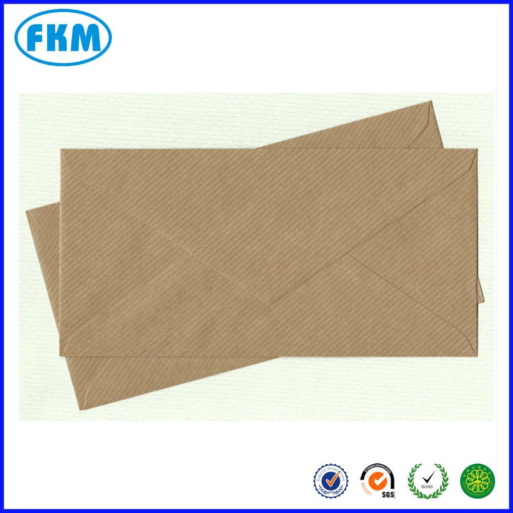 Dl Eco Kraft Brown Envelopes For Cards And Invitations Diy