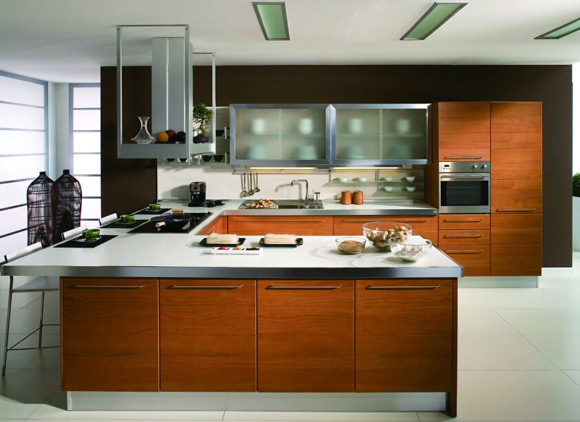 Nice Kitchen Cabinet Wood Veneer, Kitchen Cabinet Wood Veneer Suppliers And  Manufacturers At Alibaba.com Home Design Ideas