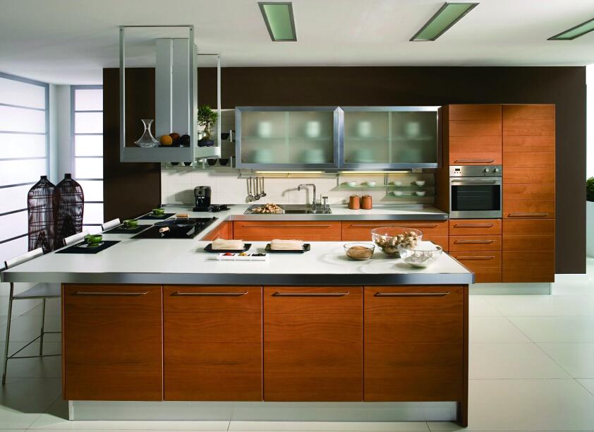 Kitchen Cabinet Wood Veneer, Kitchen Cabinet Wood Veneer Suppliers ...