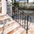Residential wrought iron stairs for interiors