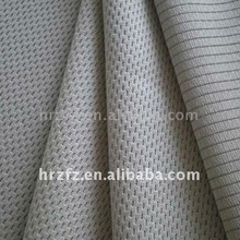 cotton & polyester mesh fabric