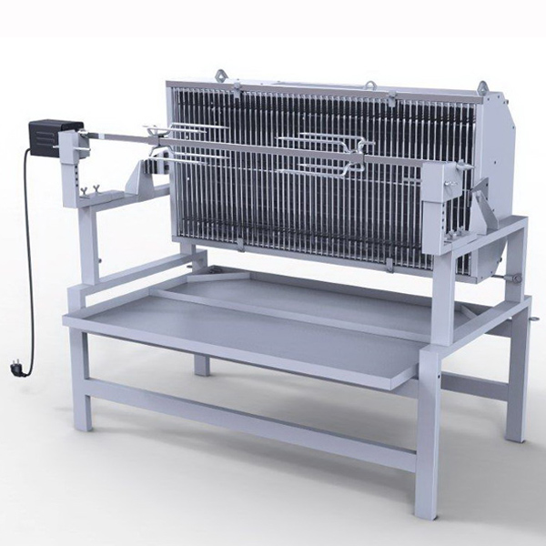 outdoor bbq steel charcoal grill - Stainless Steel Charcoal Grill