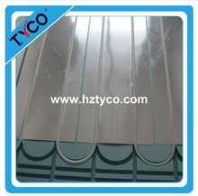 Electric underfloor heating electric radiant heating