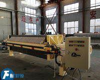 Oil Treatment Use For Solid Liquid Separator Membrane Filter Press