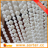 rolling plastic chains curtain accessories