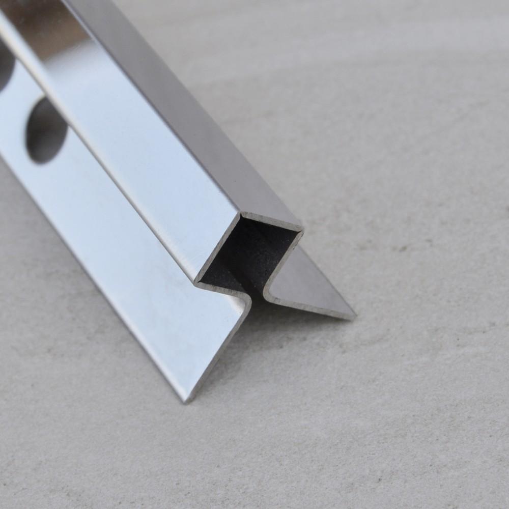 how to cut metal tile trim
