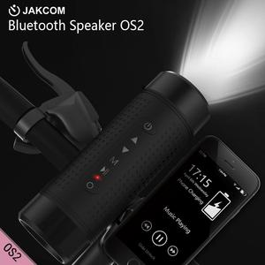 JAKCOM OS2 Outdoor Wireless Speaker Hot sale with Home Radio as wooden station clock solar cell speaker radio am fm digital
