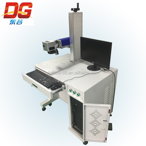 Max/Raycus/ IPG 20W/30W fiber laser marking machine have a low price