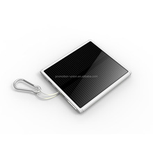 15000mah solar power slim pannel portable bank for iphone