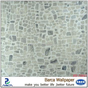 Papier Peint De Cuisine 3d Marbre Lavable Papier Peint De Papier