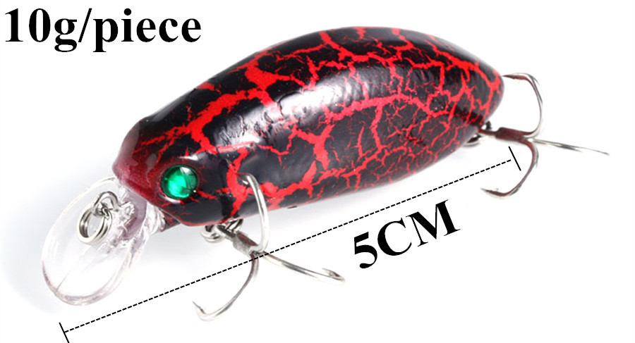 Reliable and Good fishing lure soft vibe bait