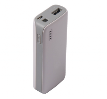 2016 New Model power bank with 1 year warranty 5200mah Cargador Portatil