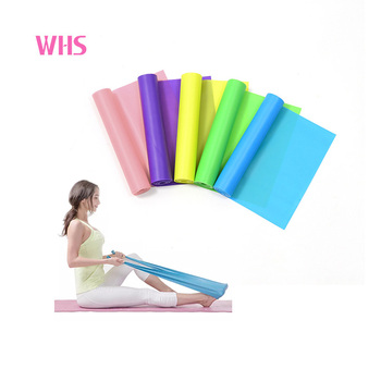 In bulk Latex Material Physical Therapy Stretch Resistance Bands hip circle fitness equipment Resistance Loop Exercise Bands
