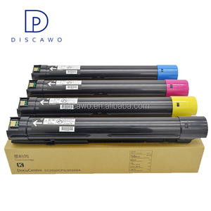 For Fuji Xerox DC DocuCentre SC2020 SC2020nw Toner Cartridge CT202396  CT202397 CT202398 CT202399