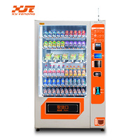 Coin Acceptor Automatic Drink Vending Machine