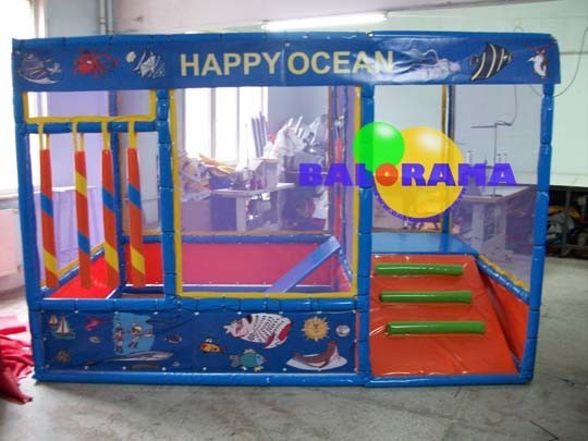 Indoor Playground Happy Ocean, Indoor Playground for sale, 2017 indoor playground model