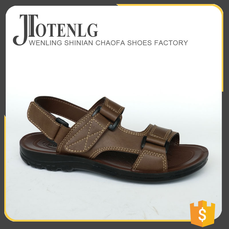 Best Price Factory Provide Men Leather Sandals And <strong>Slippers</strong>