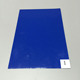"18""x45"" Blue Low Density Polyethylene Data Center Sticky Mats Clean Room"
