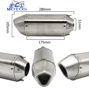 Short Motorcycle Muffler, Short Motorcycle Muffler Suppliers