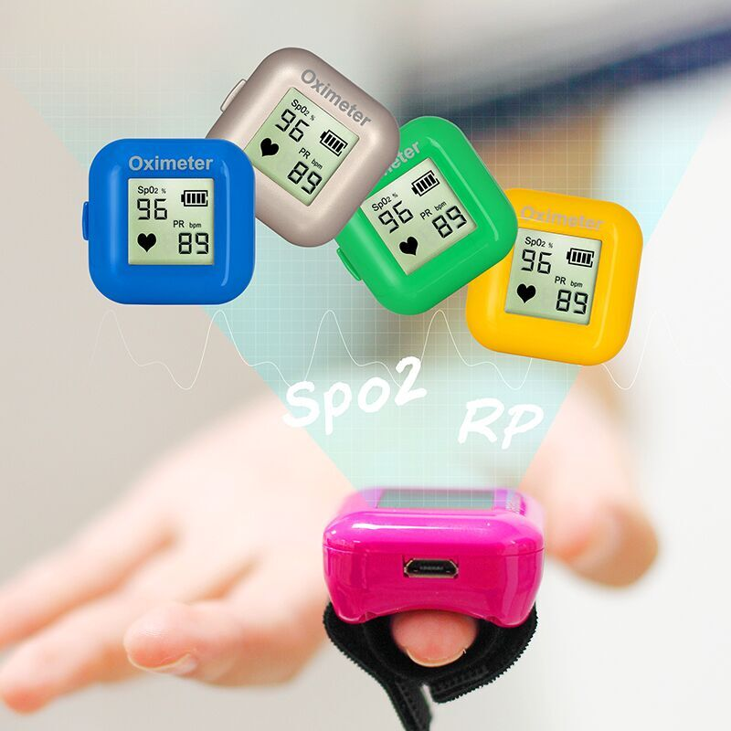Berry homecare medical pediatric ring Bluetooth pulse Oximeter for sale