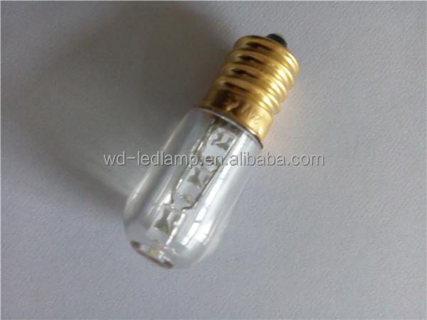 Hot Sale 14v 2.5w 3leds E14 Led Light Bulbs For Led Christmas ...