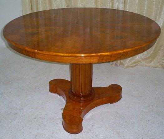 Estilo biedermeier centro de reposteria otros muebles - Estilos de mobiliario ...