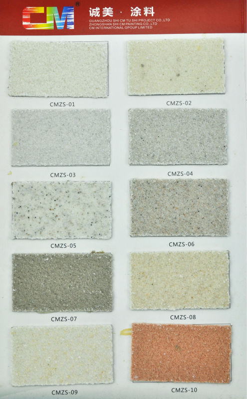 Waterborne Stone Effect Spray Paint  Interior U0026 Exterior Natural Stone  Coating Part 84