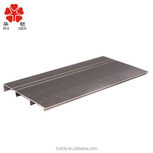 Aluminum building material decking in China factory