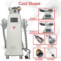 2016 Vacuum Cavitation System, Weight Loss Feature multi polar rf cavi ultra lipo therapy slimming machine