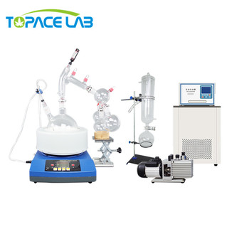 2L SPD Short Path Distillation for CBD Oil