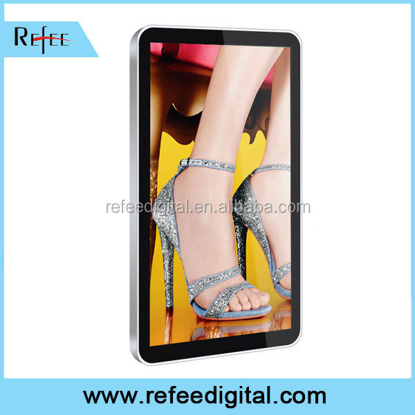 32-65 inch wall mounted touch screen replacement / digital screen / touch screen tv