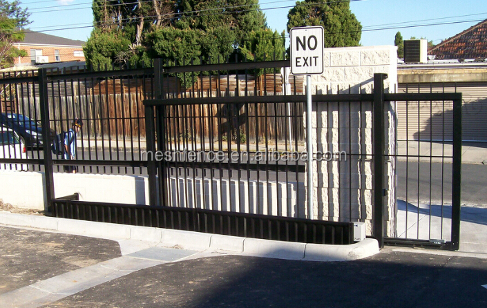 Fantastic Iron Fence Designs For Homes Steel Grill Fence Designs Wall Fence Largest Home Design Picture Inspirations Pitcheantrous