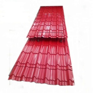 color bond roofing steel construction material prices