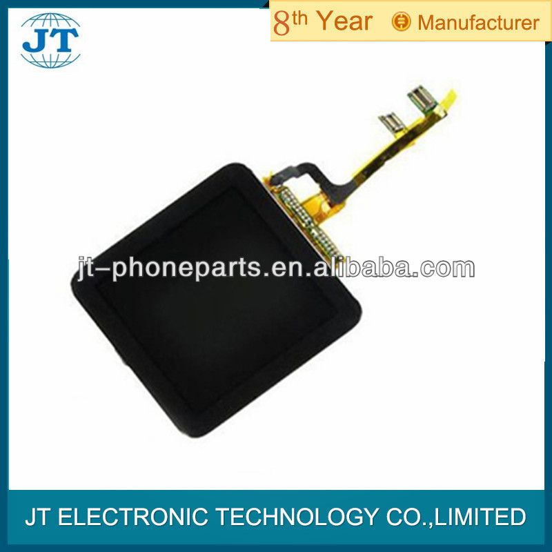 wholesale for ipod nano lcd+touch screen digitizer 6th gen