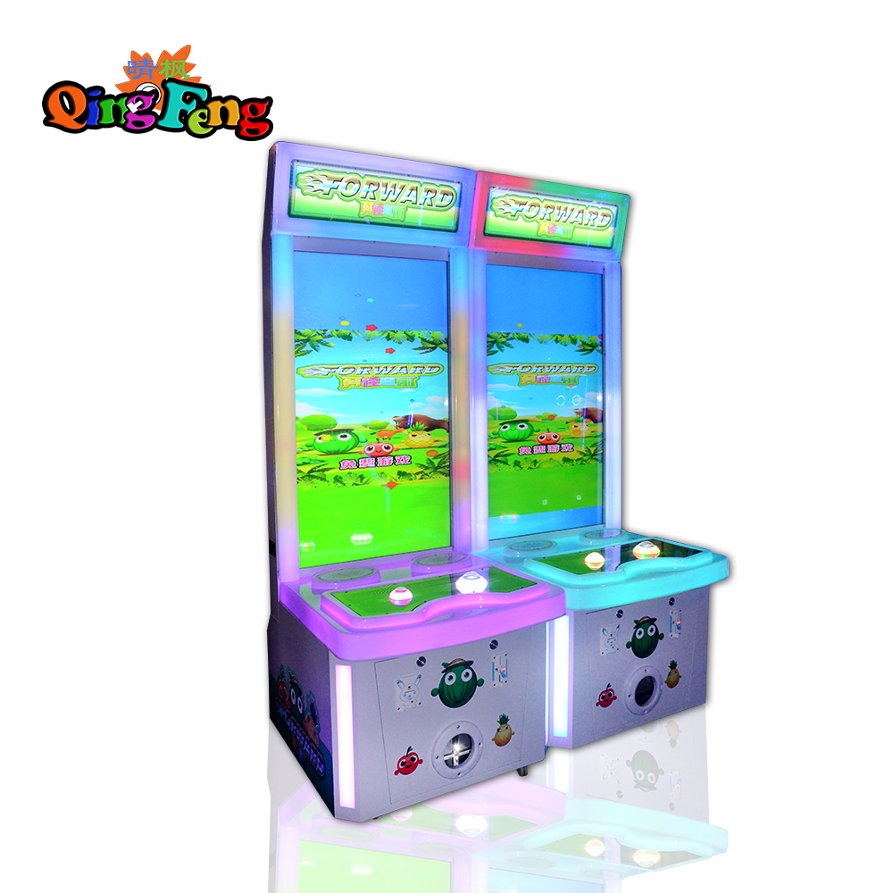 Qingfeng  forward Parent child interaction intelligence redemption game machine sale