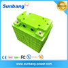 Factory supply directly 12v Solar battery rechargeable Solar Energy Storage 12V 200AH UPS Battery with BMS protection