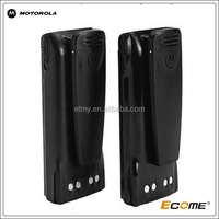 high quality two way radio battery LiIon, 1500mAh Battery with Clip/Box for motorola radio