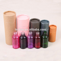 printing luxury paper gift box cardboard packaging tube custom eliuqid/clear ejuice 1oz rectangle glass bottle