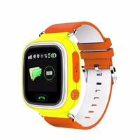 High Quality smart gps watch One Key SOS Emergency Call Kids gps watch phone Q90