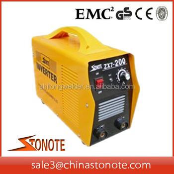 Zx7-200 Portable Mini Inverter Arc Welding Machine