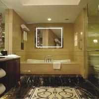 cuarto de bao espejo de maquillaje con luz led de plstico flexible espejos