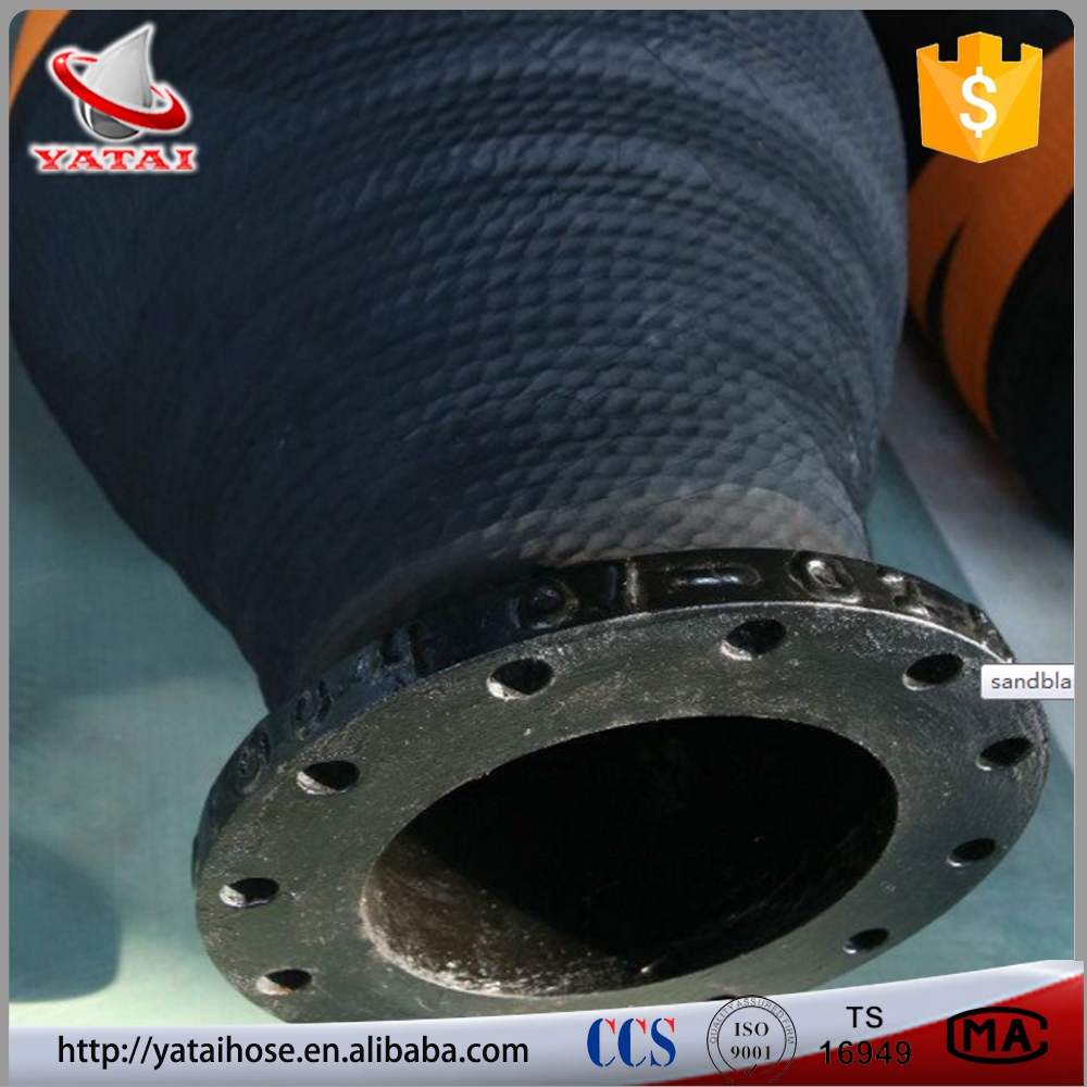 DN800 Dredge Rubber Oil Pipeline Floating Marine Oil Delivery Hose For Sale