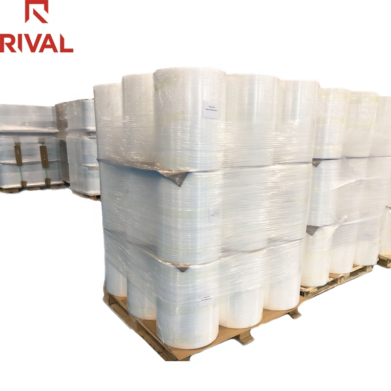 Stretch Film Strech Rolls Pe Wrap Jumbo Wikkelen Plastic Stretch Wrap Film