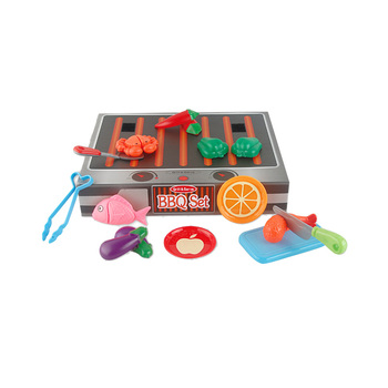 Children pretend play kitchen toy cooking set oven toy