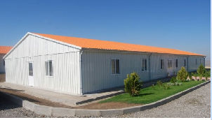 Hot Sale Easy Assembling Earthquake Resistant Prefab House